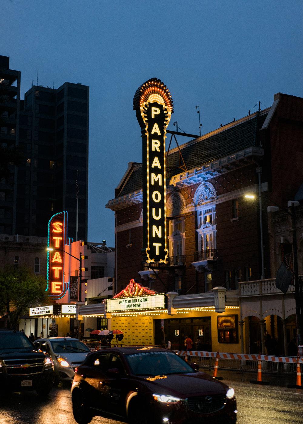 SXSW - Paramount Theatre
