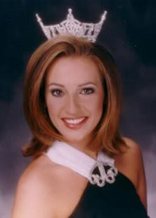 Miss maine 2003 Elizabeth edgecomb