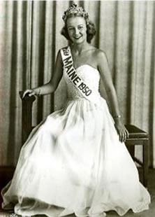 miss maine 1950 jane harragan