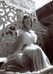 miss maine 1945 virginia trask