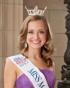 miss maine's outstanding teen 2012 katie elliott