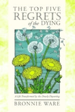 Bronnie's first memoir, the international bestseller The Top five Regrets of the Dying was published in 2011 and continues to change lives every day.