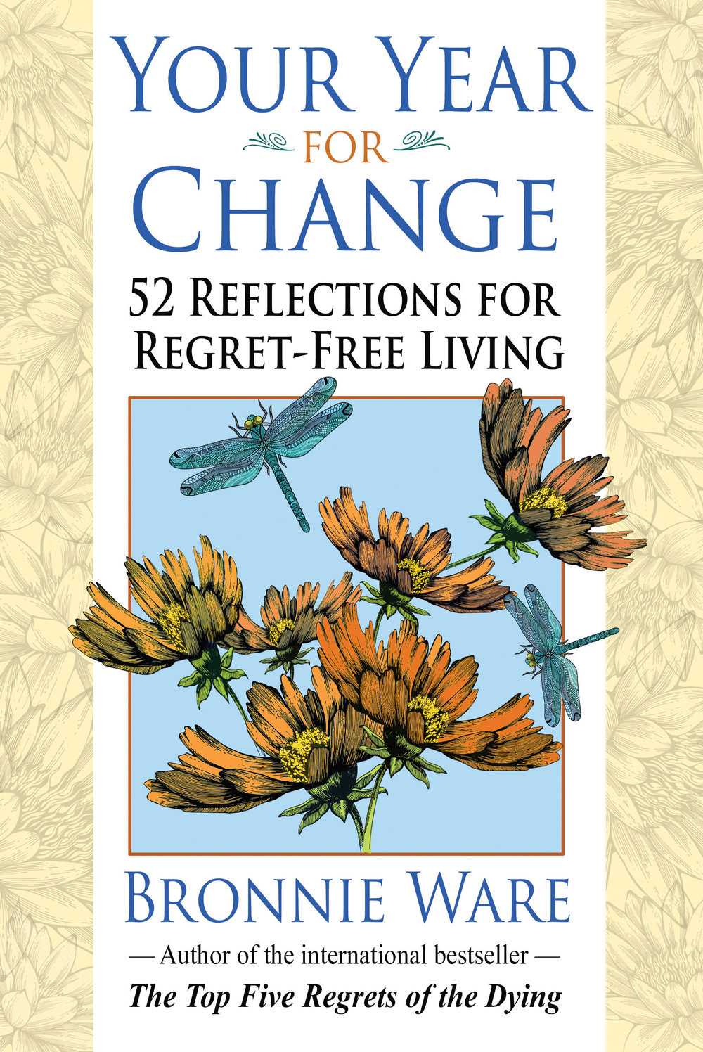 Your Year For Change is a collection of stories and observations that open the reader's eyes to new perspectives on topics such as nature, courage, happiness,and more.
