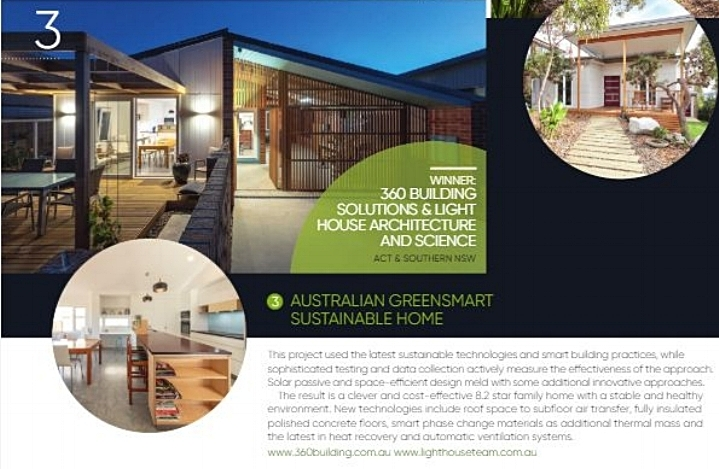 Page 50 of the September edition of HOUSING magazine