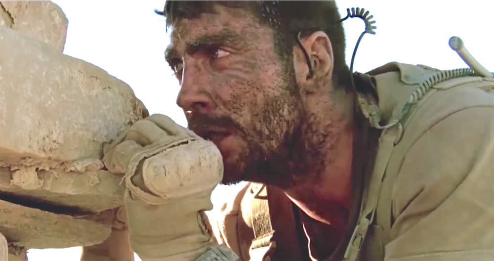 THE WALL REVIEW - Aaron Taylor-Johnson and John Cena star in the new Doug Liman film,