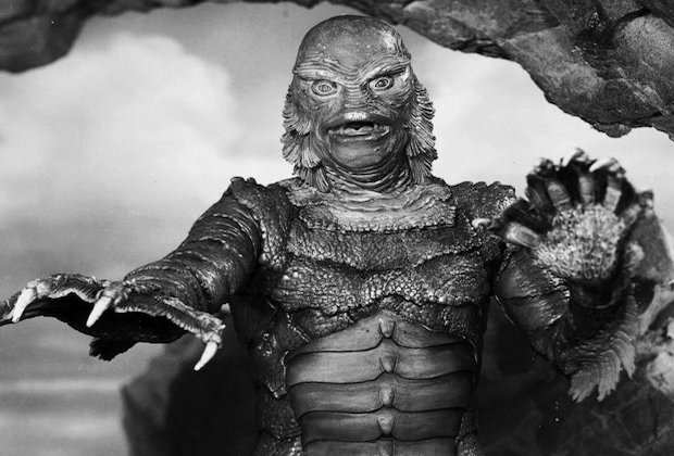 Creature Profile: The Gill-Man - The Gill-Man made his on screen debut in 1954 in