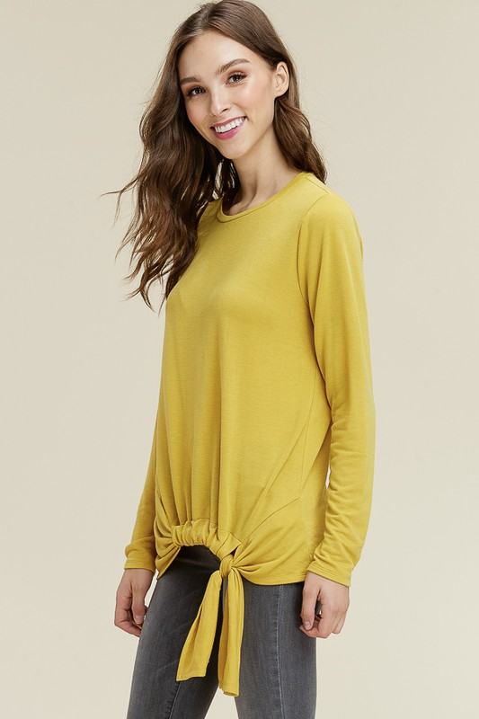 b6cd73d05111d Beauty Nap Crew Neck Knit Top — Koket Boutique