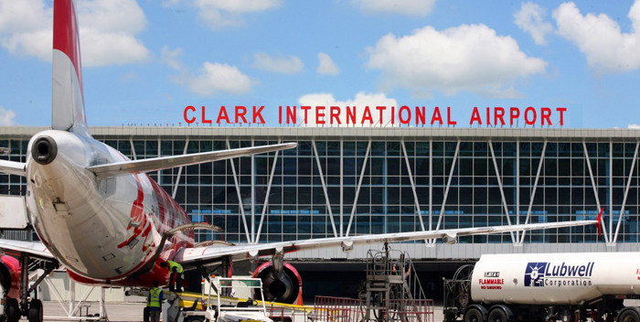 clark international airport (pampanga) -