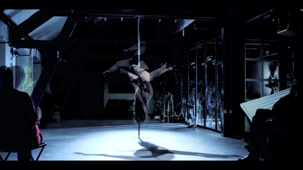 Death of the Pole Dancer  (2011) |   Photo grabbed from Vimeo.