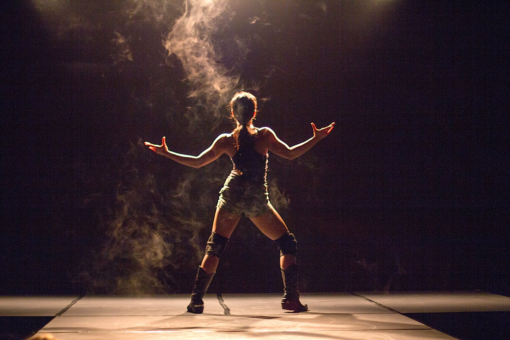 Macho Dancer  (2014)