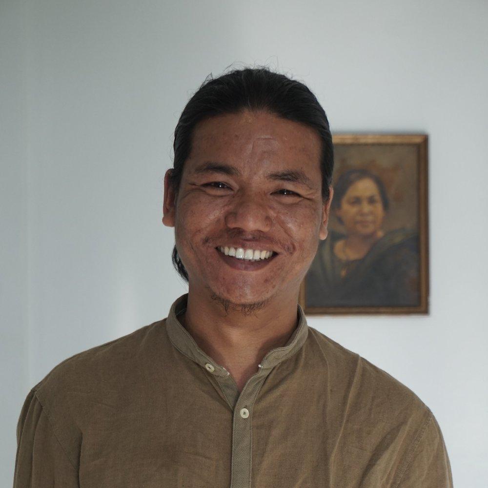 Hit Man Gurung   Nepal -  March 2019