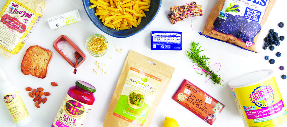 All these yummy snacks and more can be found at Thrive Market.