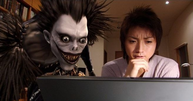 will death note be the death of you dir studios