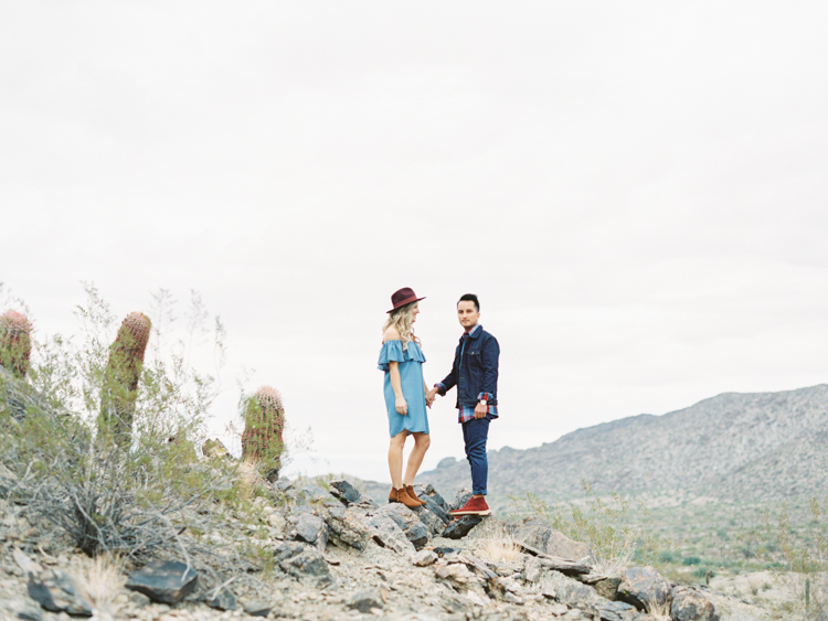 Phoenix Wedding Photographer and South Mountain Engagement -12.jpg