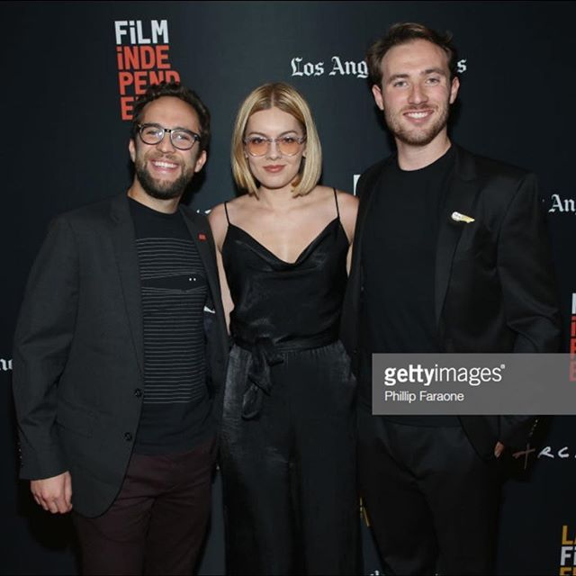 4 years ago I had the great fortune to work as an assistant on @theyoungkieslowski that premiered at @filmindependent 's #lafilmfestival. 4 years later I got to walk the red carpet as a producer on my first feature @headcountfilm! What a surreal and amazing experience. Thank you to everyone who worked on this creepy little film with @ellecallahan, @studio595, and me.