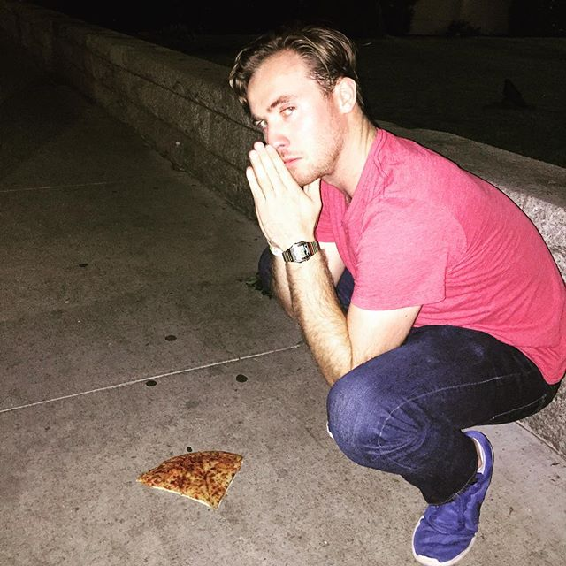 #hbd to my slice loving producing partner. May the #pizza bless you on this day. @studio595