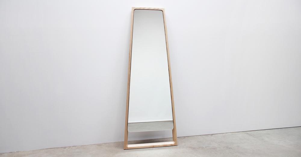 Chamfer Mirror — Rebecca Asquith