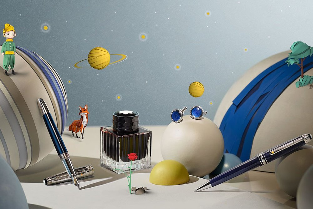 Montblanc - Le Petit Prince Collection