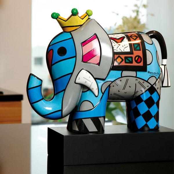 Romero Brittoby Goebel - Elephant