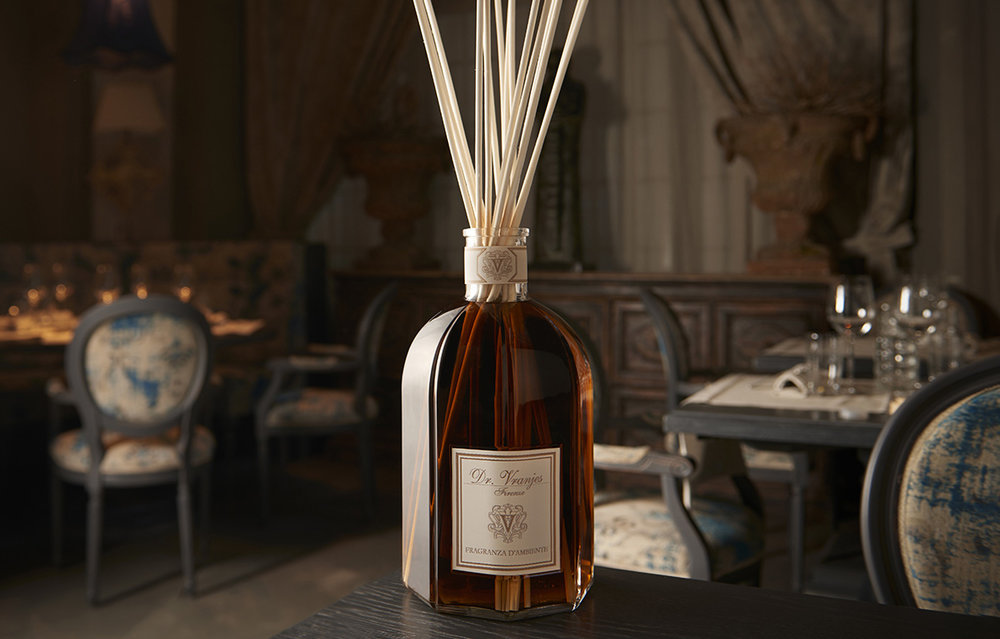 Dr. Vranjes - Made in Florence, finest Room Fragrances. One click away from you!