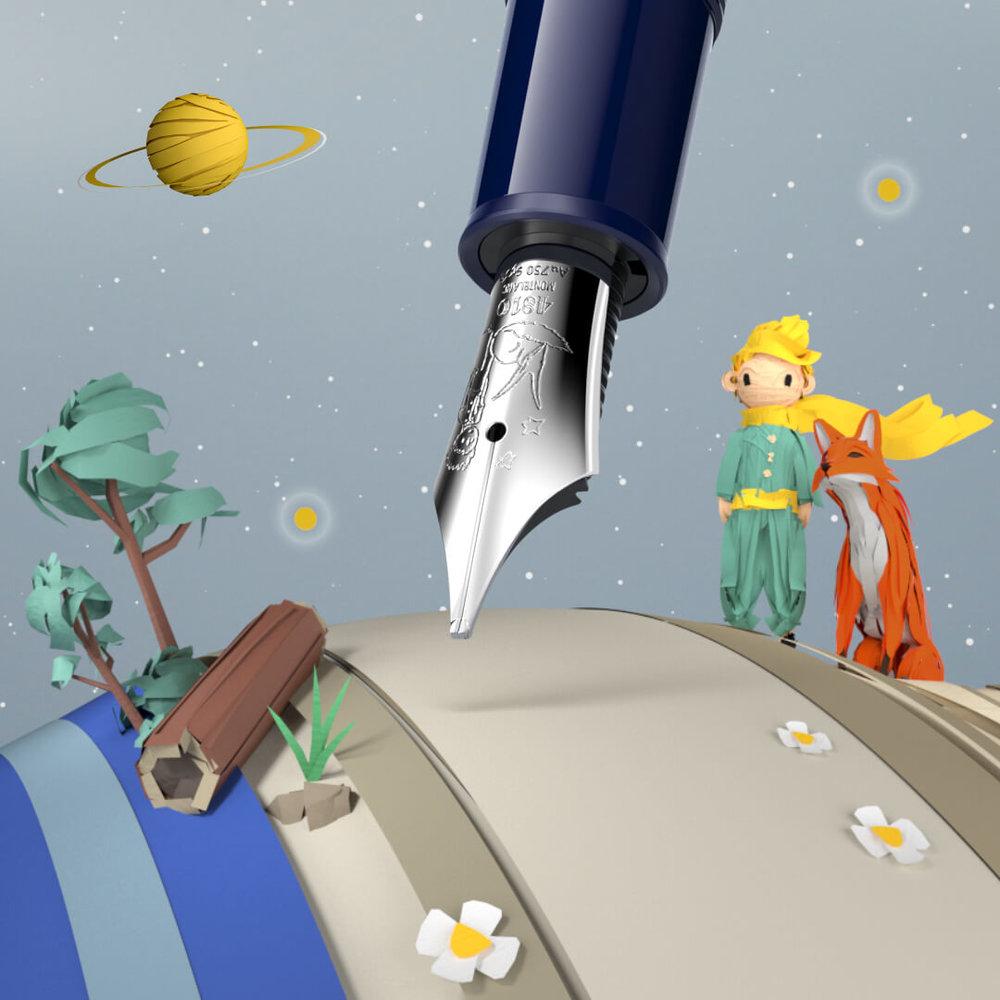 Montblanc Le Petit Prince 3