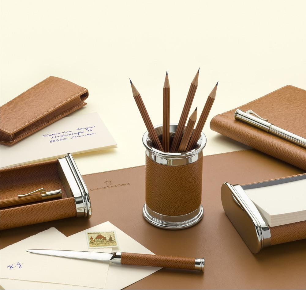 Epsom Desk Set - by Graf von Faber Castell