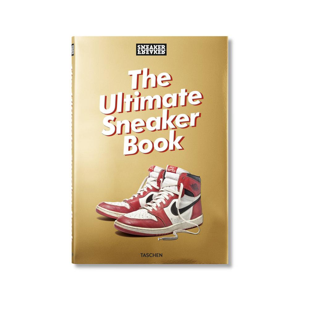 154294e50558ac Taschen Sneaker Freaker. The Ultimate Sneaker Book — Style of Zug