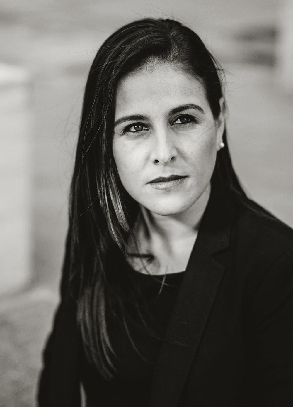 Andrea Sáenz, Partner.