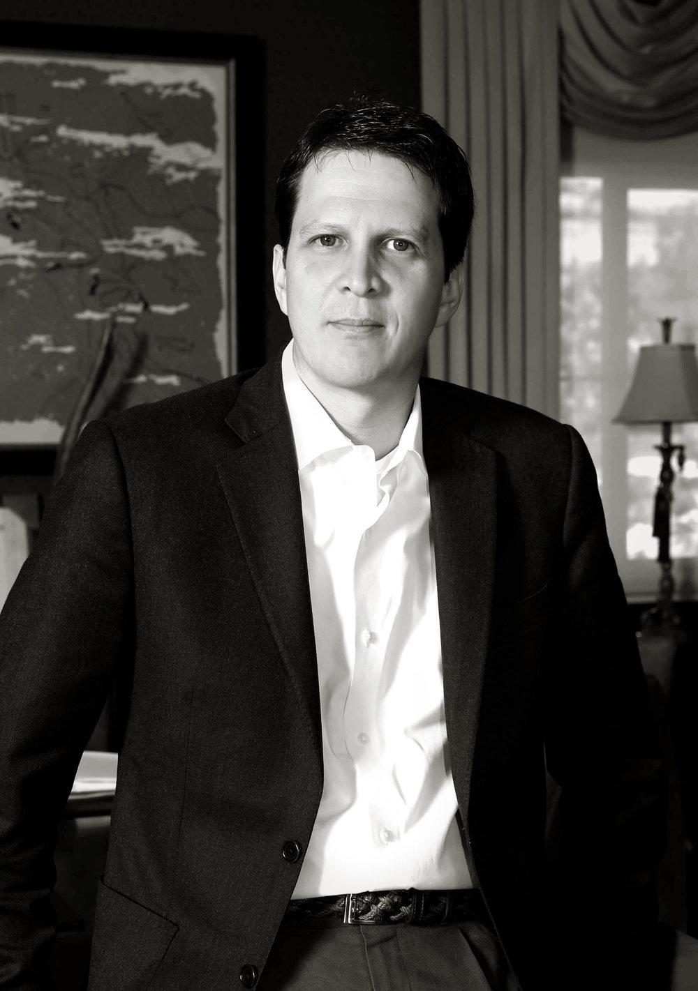 Juan José Alcerro Milla, Partner.