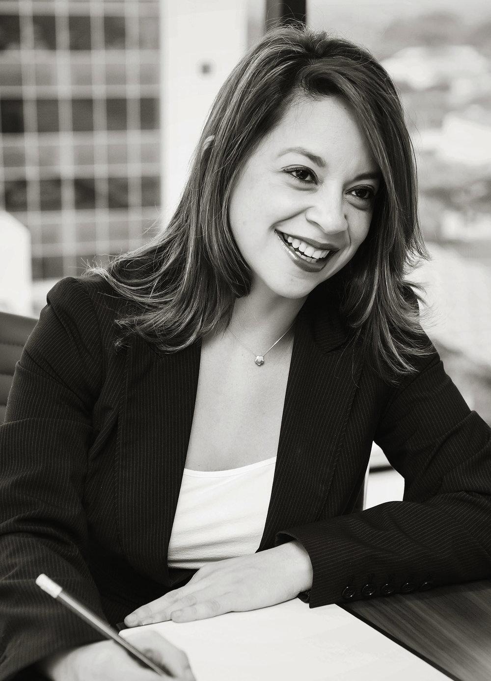 Violeta Núñez, Partner.