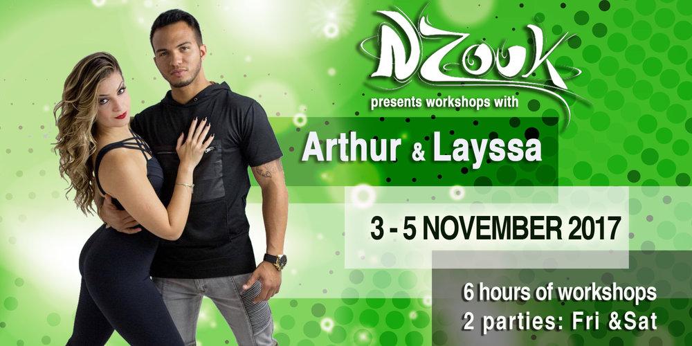 Arthur and Layssa Nov2017 workshops.jpg