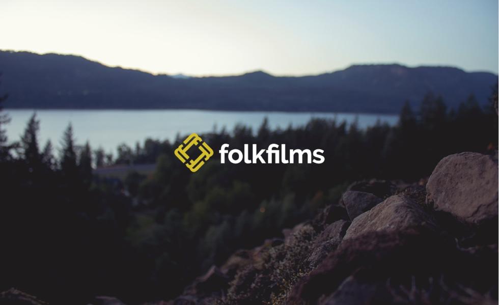 Folk Films logo in situation