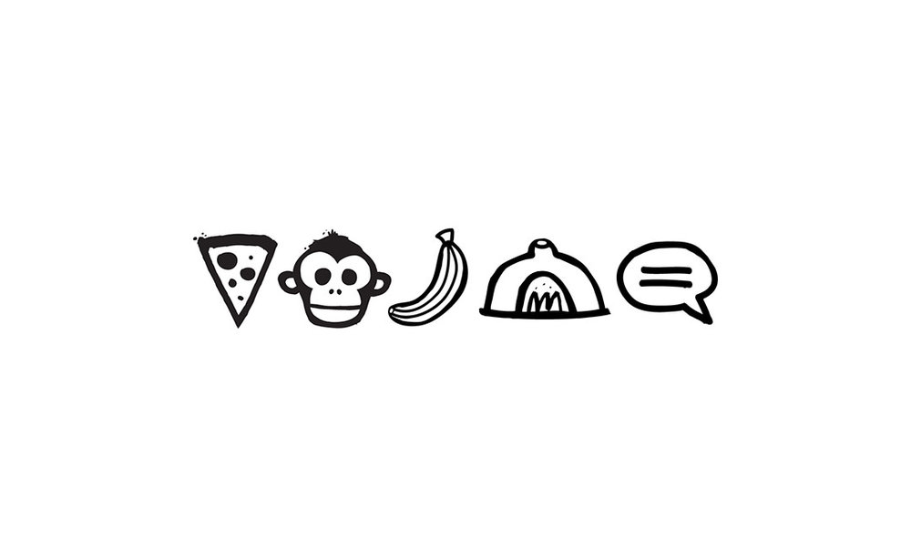 Pizza Monkey icons