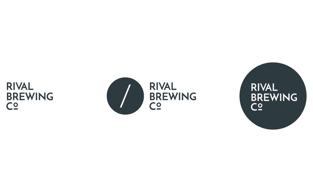Rival logo variants