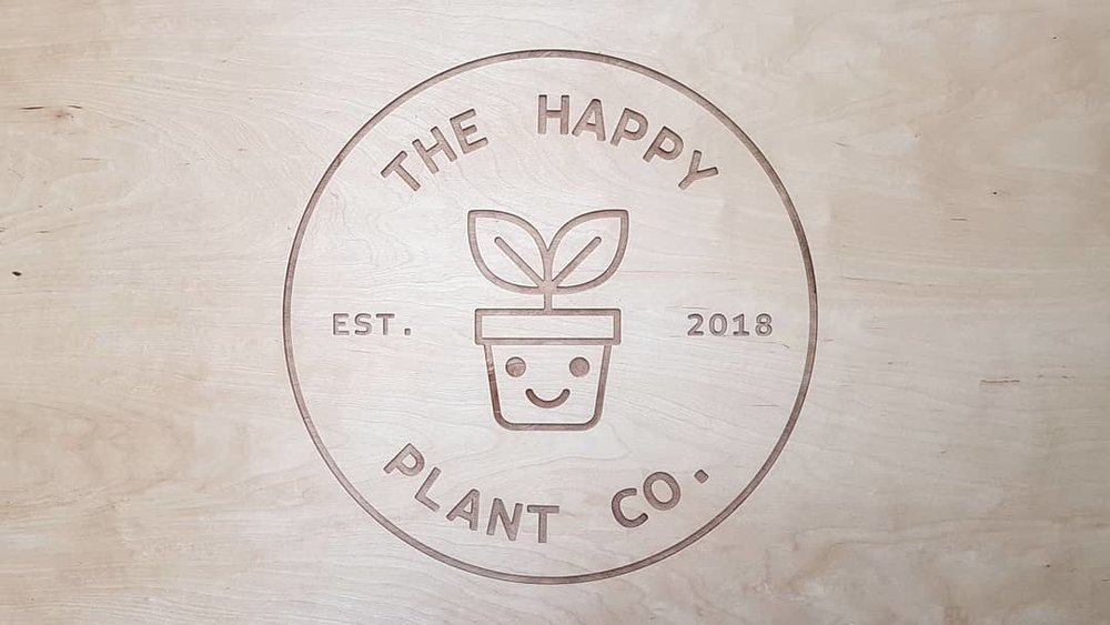 The Happy Plant Company Logo