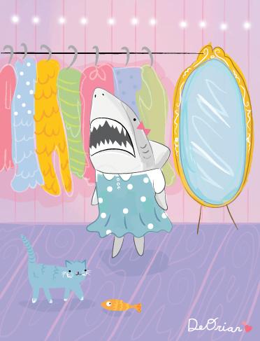 DEORIAN-SHARK
