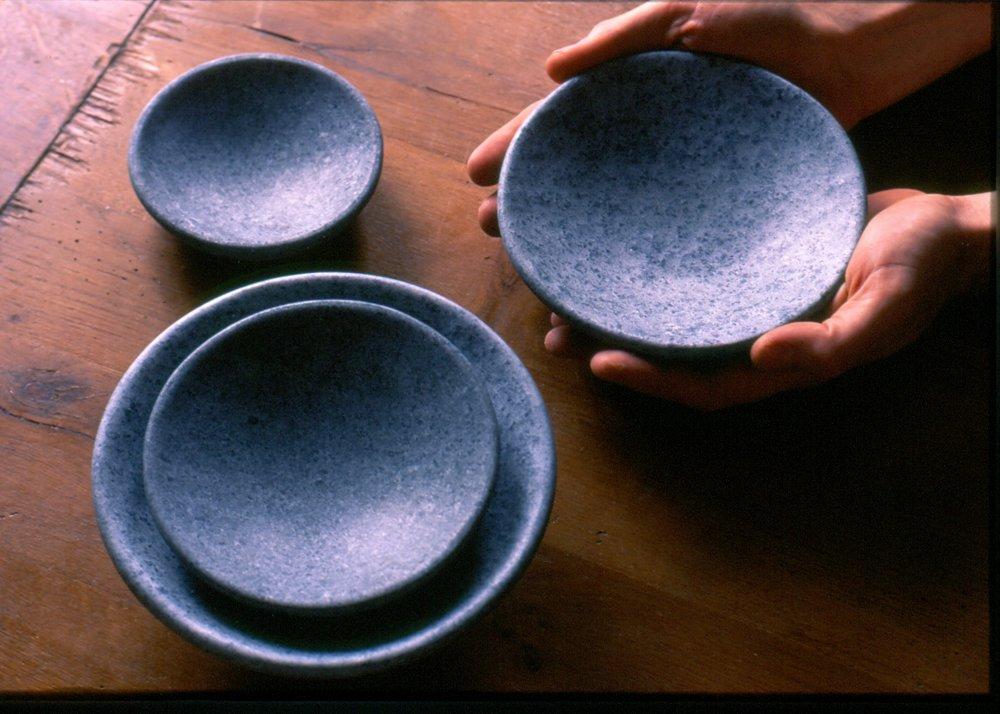Nesting Bowls - soapstone