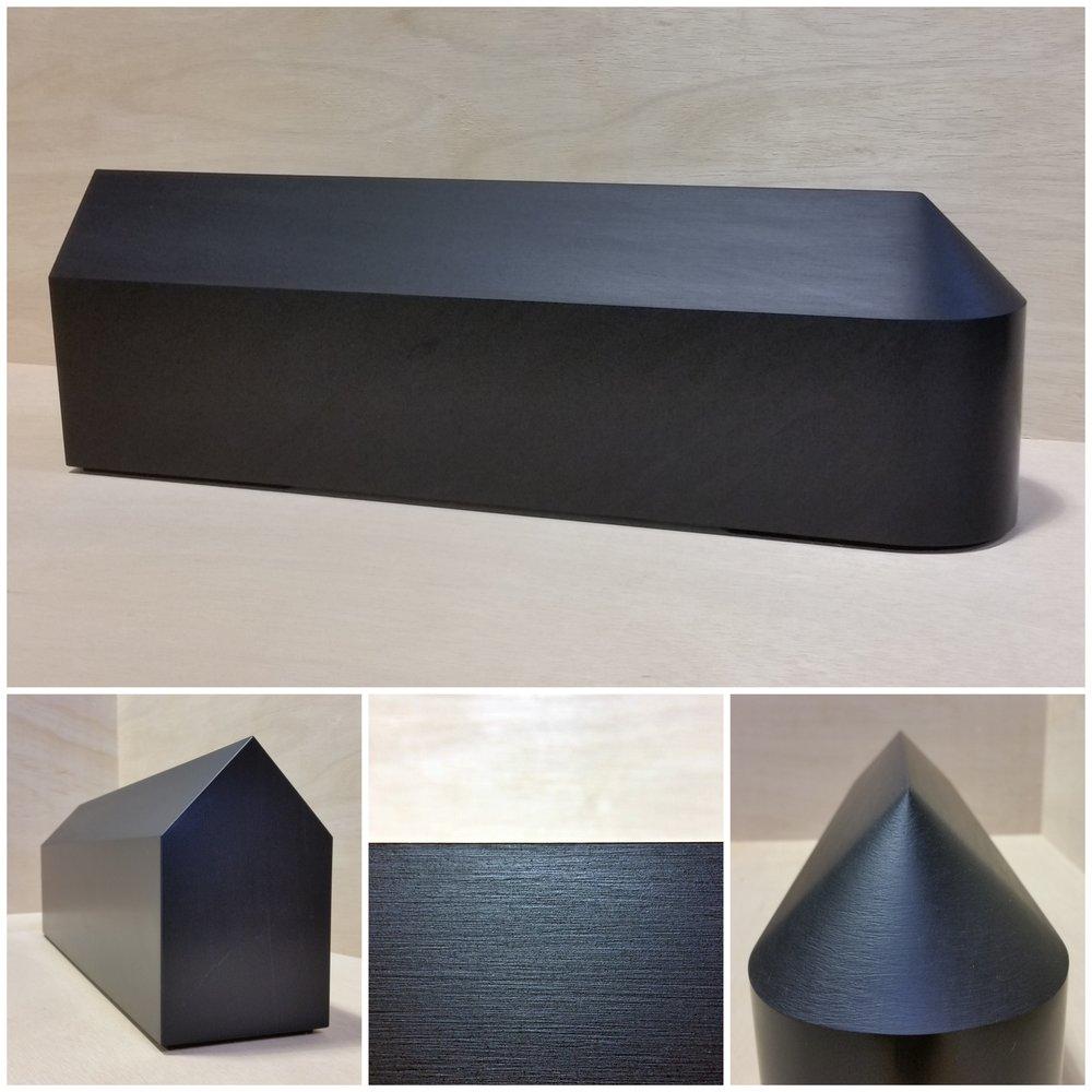 House One Eight Zero - black slate