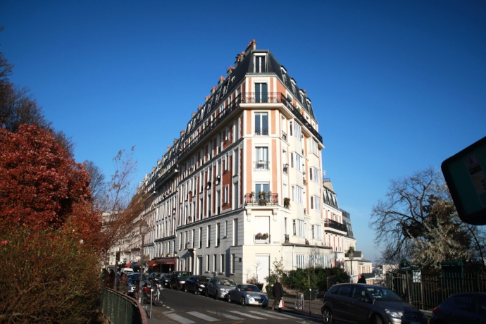 Our Montmartre Home