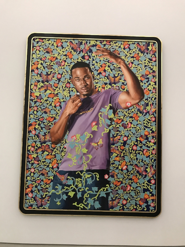 More Kehinde Wiley please!