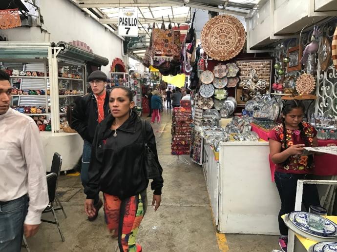 Ciudadela Market (Mercado de Artesanias de la Ciudadela)