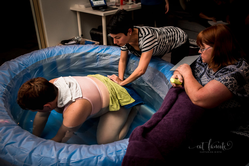 Home Water Birth of Rex - Perth Birth Photographer16.jpg