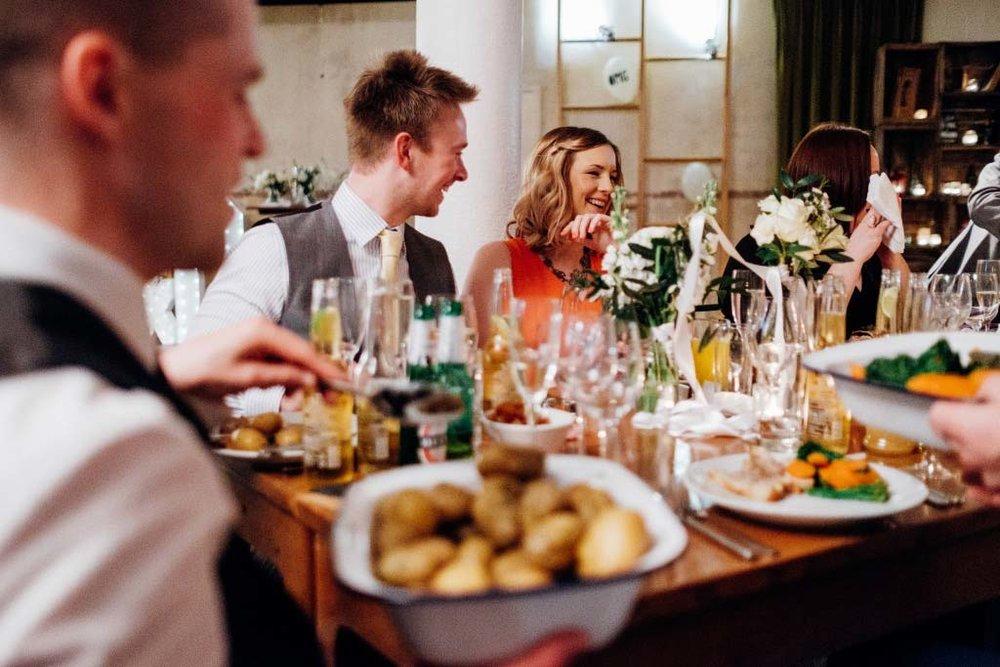 Dinner & Receptions