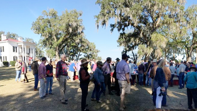 GA Conservancy Oyster Roast 2016