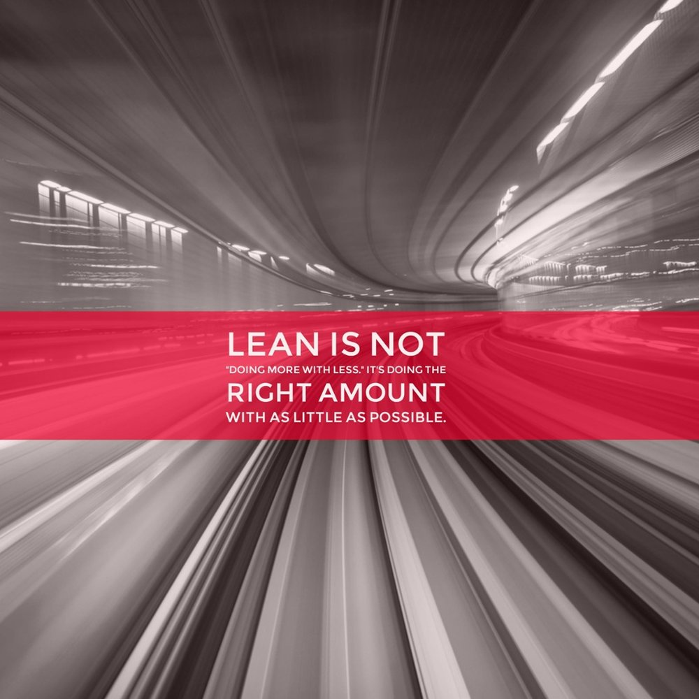 Lean is not doing more with less.jpg