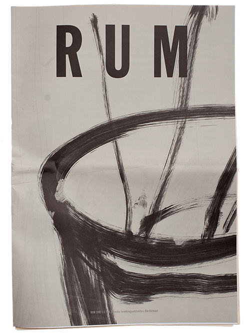 <strong>RUM</strong><br>Interior and architecture