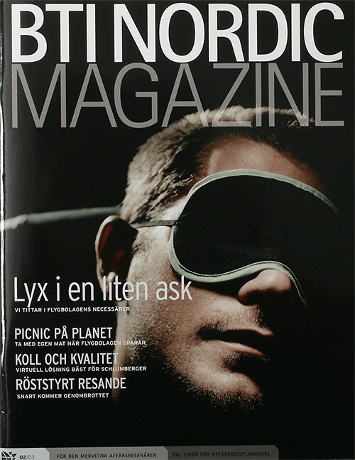 <strong>BTI NORDIC</strong><br>International Travel Magazine