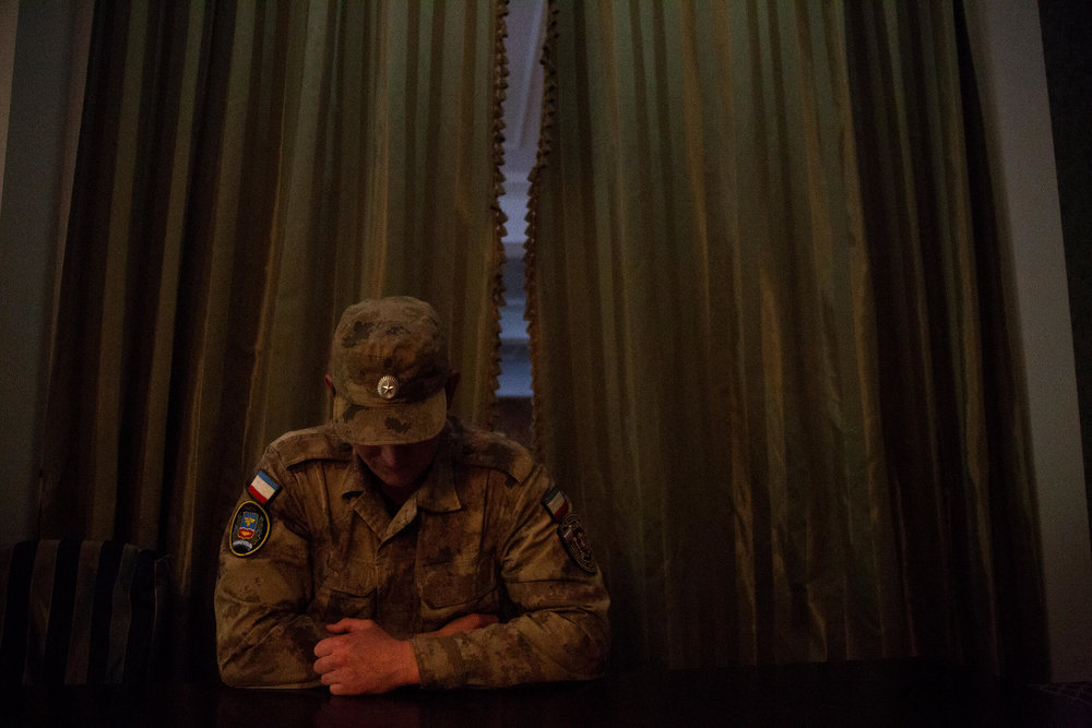 An anonymous voice tells about the Mafia in the Crimea.