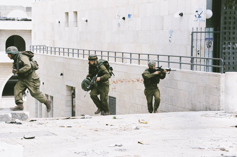 Betlehem. Second Intifada.