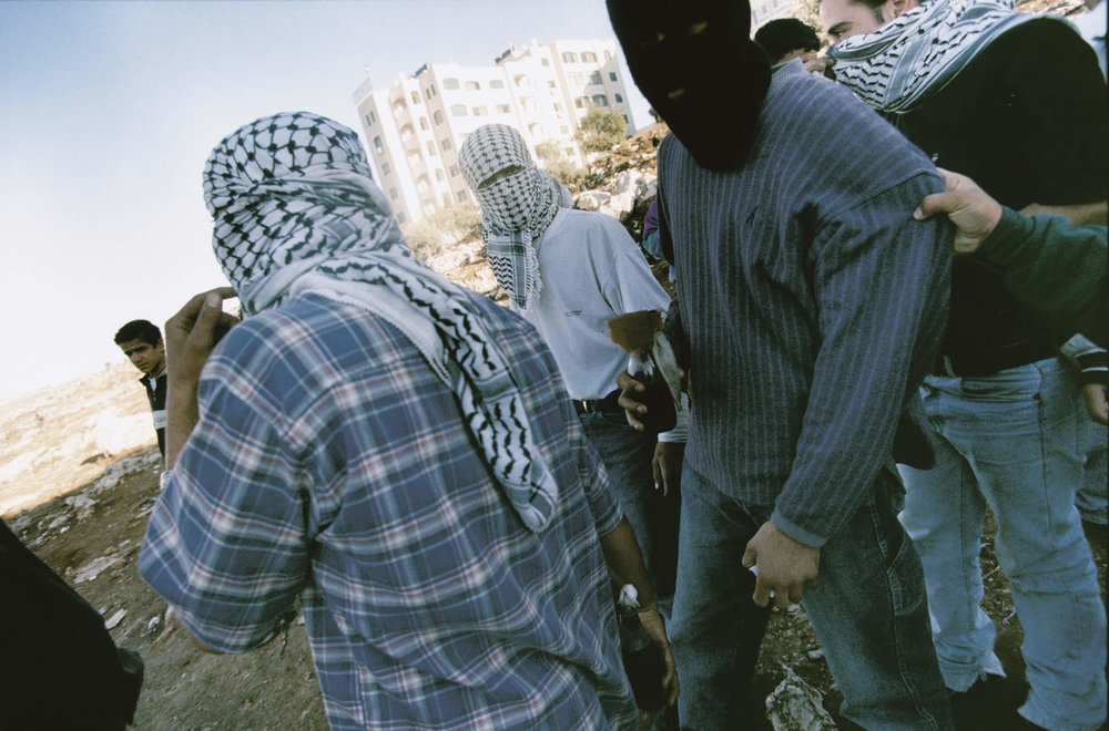 Ramallah. Second Intifada.
